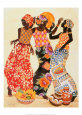 Jubilation Art Print by Keith Mallett