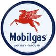 Mobilgas Pegasus Blikskilt