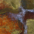Tierra de fundación II Lámina por John Kime