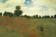 Vlčí máky Plakát od Claude Monet