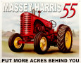 Tractors (Decorative Art) Posters