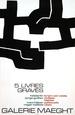 Fem tunge bøger, 1974  Samlertryk af Eduardo Chillida