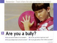 Are you a bully? Lmina