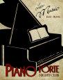 Piano Forte Umělecká reprodukce od Kelly Donovan