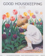 Good Housekeeping April 1919 Reproduction d'art par Jessie Willcox-Smith