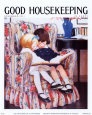Good Housekeeping, November 1921 Reproduction d'art par Jessie Willcox-Smith