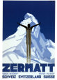 Zermatt Art Print by Pierre Kramer
