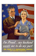Do My Part, U.S. Labor Poster Giclée-tryk