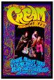 Creams farvelkoncert Kunsttryk af Bob Masse