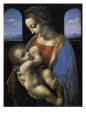 Vierge Marie (de Vinci) Posters