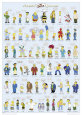 Simpsons- Classic Quotes Poster