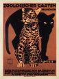 Zoologischer Garten, 1912 Kunsttryk