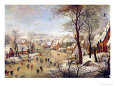 Pieter Bruegel the Younger Posters
