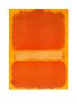 Adsız, 1956 Sanatsal Reprodüksiyon ilâ Mark Rothko