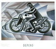 Motorcycles (Fine Art) Posters