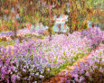 Steder (Monet) Posters