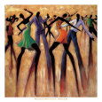 African American Figurative (Decorative Art) Posters
