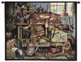 Remington the Horticulturist Tapiz por Charles Wysocki
