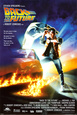 Retour vers le futur - Back To The Future, film de Robert Zemeckis Affiche