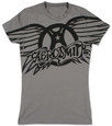 Pour femmes: Aerosmith - Ailes T-Shirt