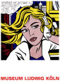 M-Maybe, c.1965 Art Print by Roy Lichtenstein