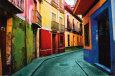Granada, Spanien Kunsttryk af Ynon Mabat
