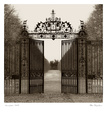 Hampton Gate Reproduction d'art par Alan Blaustein