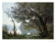 Jean-Baptiste-Camille Corot Posters