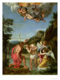 Baptism of Christ (Fine Art) Posters