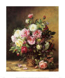 Floral Still Life (Decorative Art) Posters