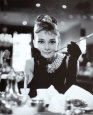 Audrey Hepburn Mini-affiche