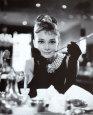 Audrey Hepburn Miniaturní plakát