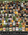 Beer Bottles (Decisions) Mini Poster