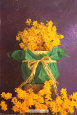 I Am a Daffodil Present Reproduction d'art par Anne Geddes