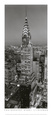 Chrysler Building (B&W Photography) Posters