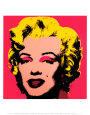 Marilyn Monroe, 1967 (rose fuchsia) Reproduction d'art par Andy Warhol