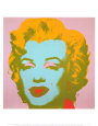 Marilyn Monroe, 1967 (pale pink) Art Print by Andy Warhol