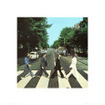 The Beatles- Abbey Road Poster Print