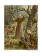 St. Francis of Assisi Posters