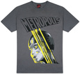 Metropolis - Yellow Stripe T-Shirt