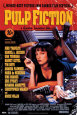 Pulp Fiction: Tempo de Violência Pôster