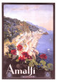 Amalfi Giclee Print