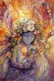 The Fairy's Fairy Plakát od Josephine Wall