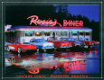 Diner Posters