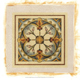 Crackled Cloisonne Tile III reproduction procédé giclée par Chariklia Zarris