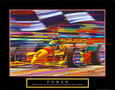 Power: Formula 1 Art Print by Bill Hall