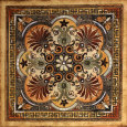 Italian Tile I Reproduction d'art par Ruth Franks