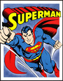 Superman (Tin Signs) Posters