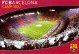 FCB- Barcelona Camp Nou Plakat