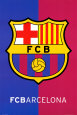 Barcelona- Crest Pster